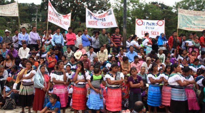 Chiapas: Los conflictos futuros en el estado por la defensa del territorio (Chiapas paralelo)