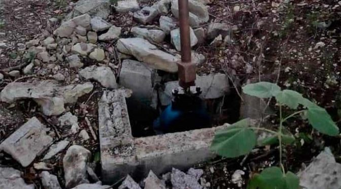 San Luis Potosí: Que rancheros dejan sin agua a los indígenas (Pulso)