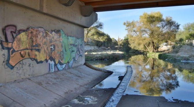 Grave contaminación del Río San Pedro se filtra al acuífero en Aguascalientes (La Jornada Aguascalientes)