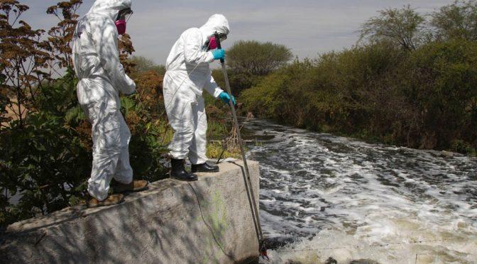 México: Una cuenca hidrográfica muy contaminada (La jornada)
