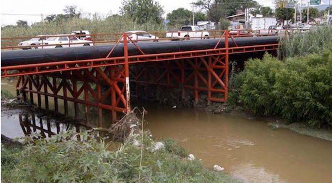 Oaxaca: No avanza proyecto de saneamiento de ríos (Imparcial de Oaxaca)