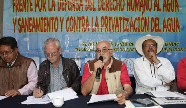 Puebla: Desaparecen documentos de concesión del agua (La jornada)