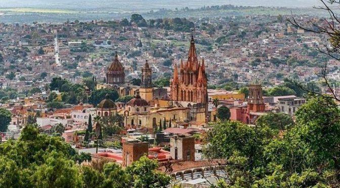 Guanajuato: Activistas convocan a marcha por el clima en San Miguel de Allende (Zona Franca)