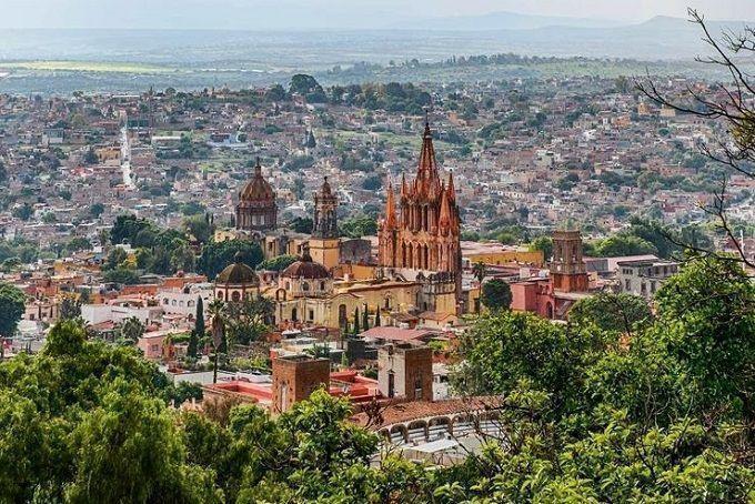 Guanajuato: Atienden afectaciones por lluvias en San Miguel de Allende (Milenio)
