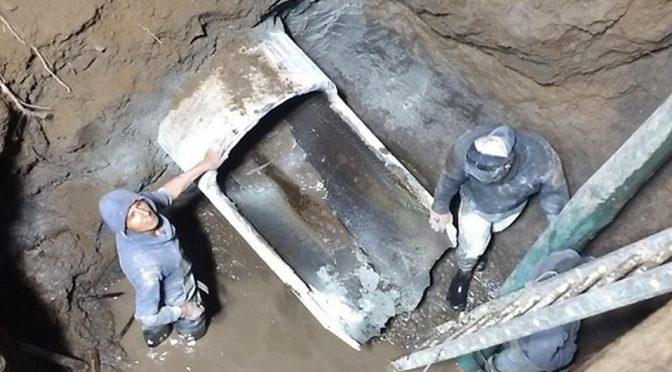 Estado de México: Obra privada afecta suministro de agua en Cuautitlán Izcalli (Milenio)