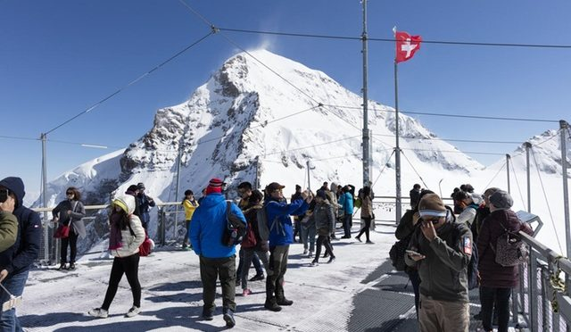Suiza: Primero en turismo ecológico (SWI)