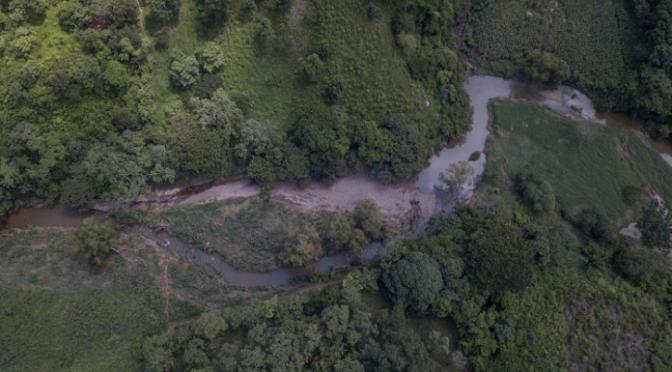 Río Pachiñe, el pueblo de Oaxaca que vive en riesgo y esperando reubicación a dos años del sismo (Río Oaxaca)