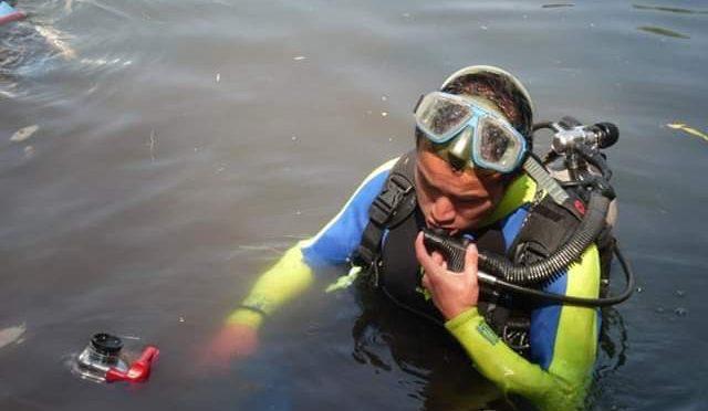 Michoacán: Semaccdet y SAR México, capacitan a buzos en limpieza subacuática (UrbisTV)