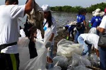 Vecinos recolectan 40 toneladas de basura del Río Querétaro (El Punto Critico)