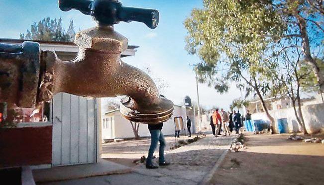 Veracruz: dejan sin agua a vecinos de la colonia 7 de octubre de Cerro Azul(La Opinión de Poza Rica)