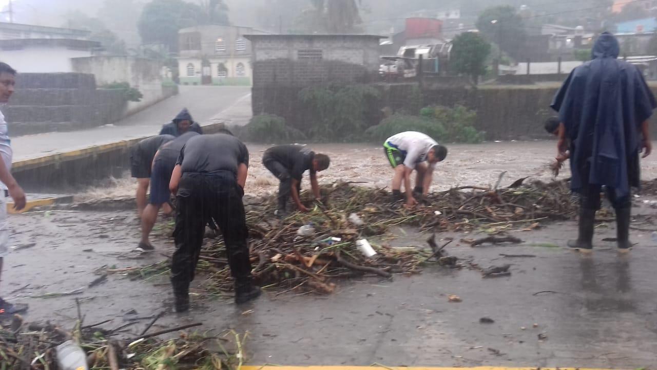 Veracruz: Frente frío afecta comunidades de San Rafael  (Vanguardia)