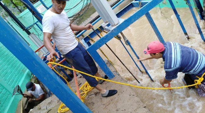 Jalisco: Faltas de agua por afectación a plantas potabilizadoras y distribuidoras de SEAPAL (Az noticias)