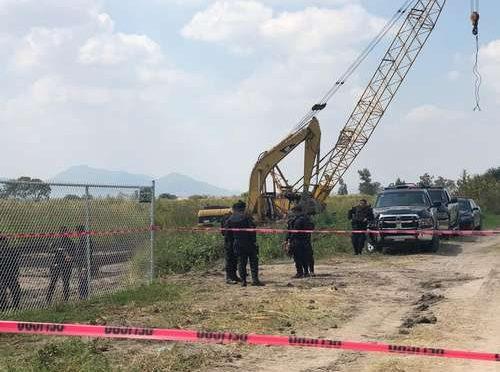 Guadalajara: Desalojan a ejidatarios de Tlajomulco que se oponen a una obra hidráulica (La jornada)