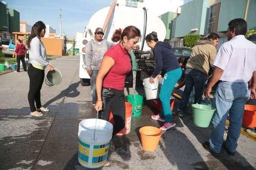México: Alto estrés hídrico en centro y norte del país; dispar distribución (La Jornada)