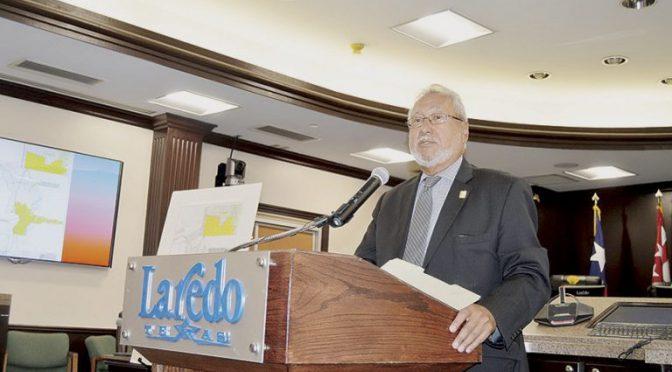 Laredo Texas: Descartan bacterias peligrosas en agua (El Mañana)