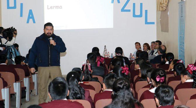 Estado de México: Exhortan a estudiantes a sumarse al cuidado del agua  (El Informante)