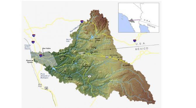 Atenderán derrames de aguas residuales de BC a Estados Unidos (Regeneración)