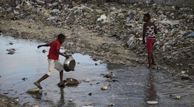 Haití: crecen las demandas contra la ONU por ingreso de cólera al país en 2010 (Sputnik)