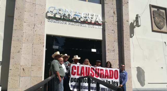 Sonora: Sigue lucha por el agua (Diario del Yaqui)