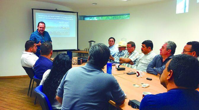Durango: Presentan proyecto para agua potable (El Siglo de Torreón)