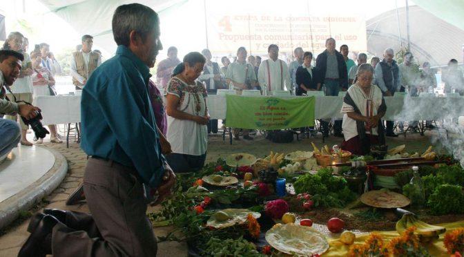 Oaxaca: Otorgarán a comunidades control del agua (El Siglo de Torreón)