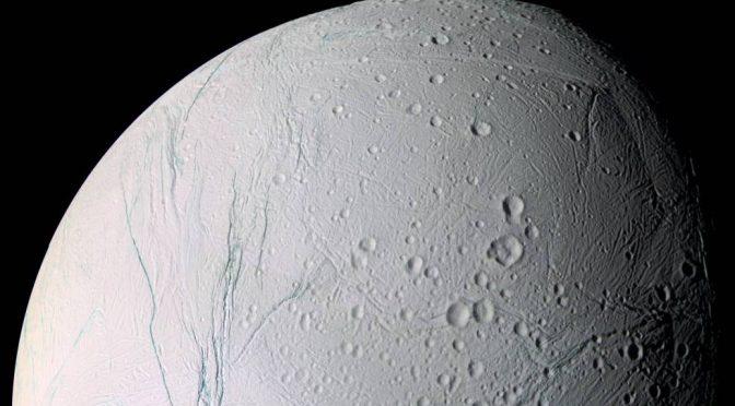 El agua de Encélado (El País)