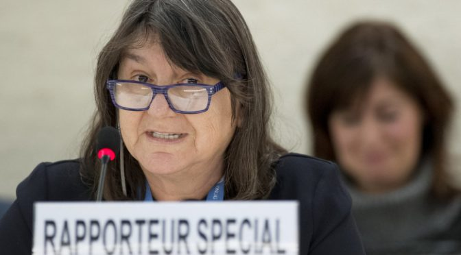 La relatora de la ONU: Armenia contamina los ríos que desembocan en Azerbaiyán (Azvisión)