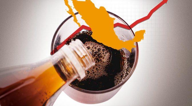 México, primer consumidor de refrescos en el mundo (Gaceta UNAM)