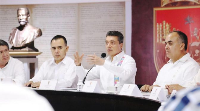 Chiapas: Rutilio Escandón llama a todo el país a cuidar el agua (NVI Noticias)
