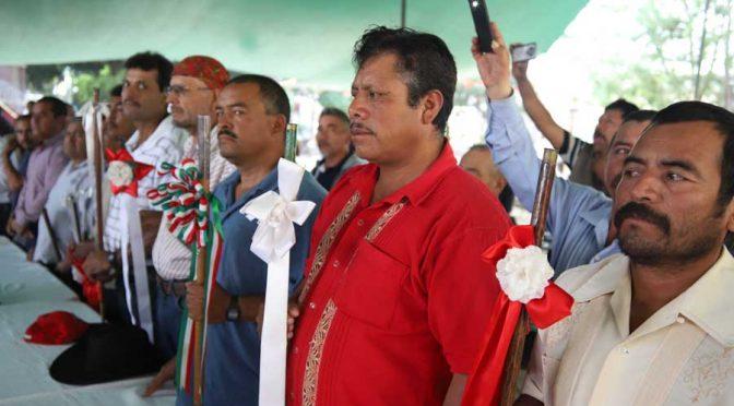 Oaxaca: Indígenas recuperan derecho al agua (Imparcial)