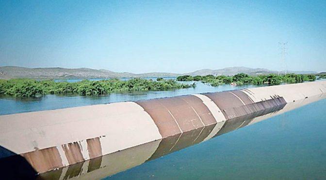 Chihuahua: Denuncian extracción de agua en la Boquilla (El Diario de Chihuahua)