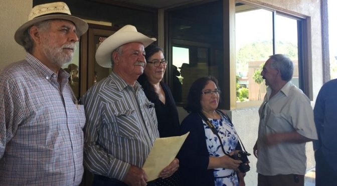 Sonora: Alcaldes del Río Sonora se reúnen con funcionario de Semarnat (Uniradio Noticias)