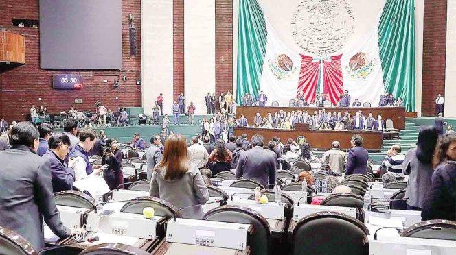 México: Diputados sacan del agua más ingresos (Excelsior)