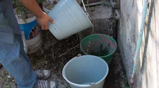 Zacatecas carece de política ambiental; advierten probable escasez de agua (Imagen radio)