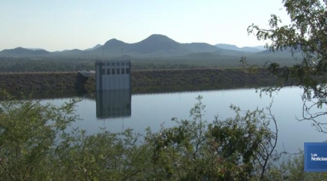 Sonora: Continúa baja la captación de agua en el sistema de presas (TV Pacífico)