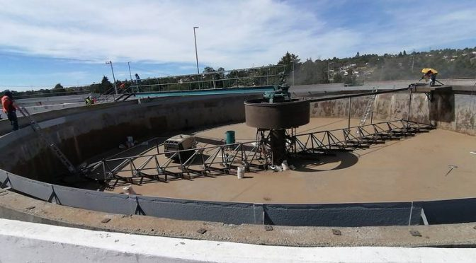 """Tlaxcala: Realiza Secoduvi reingeniería de planta de tratamiento de aguas residuales Apizaco """"B"""" (El Sol de Tlaxcala)"""