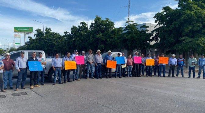 Sonora: protestan agricultores de Navojoa por probable impuesto al agua (Critica)