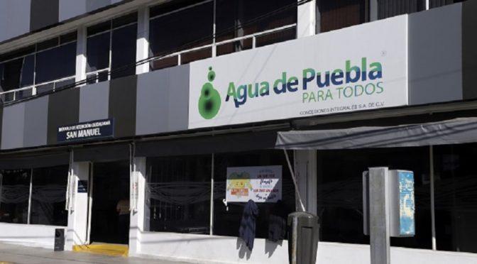 Puebla: Ex trabajadores de Soapap denuncian que Concesiones Integrales tira lodos residuales en San Francisco Totimehuacán (Central)