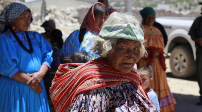 Chihuahua: Cuatro pueblos originarios de Chihuahua (con hambre, sed y sin empleos) claman ayuda al Estado (Sinembargo)