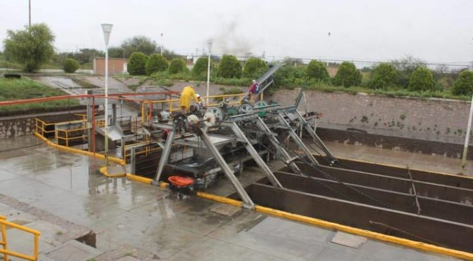 Durango: Recortes 'castigan' a agua potable y saneamiento (El siglo de Durango)