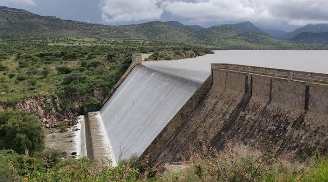 Durango: Reconocen mal manejo del agua en la presa Santa Elena (El Siglo de Durango)