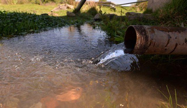 México: Se secan, presas del Cutzamala (Diario Basta)