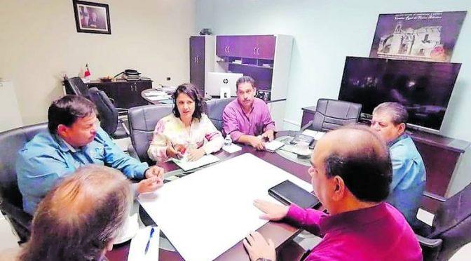Durango: Ayuntamiento de Mapimí busca solución a problemas de agua y drenaje (Noticias del Sol de la Laguna)