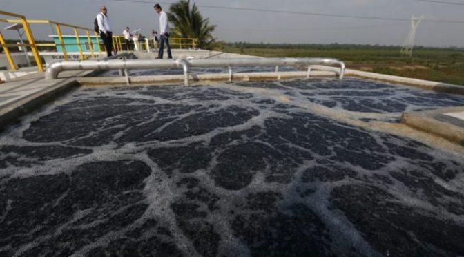 Veracruz: En Boca del Río, sólo opera una de cinco plantas de tratamiento de aguas negras: regidor (El Dictamen)