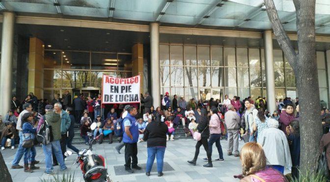 CDMX: Comuneros de Acopilco impedirán que obra del alcalde haga uso de sus recursos hídricos (La jornada)