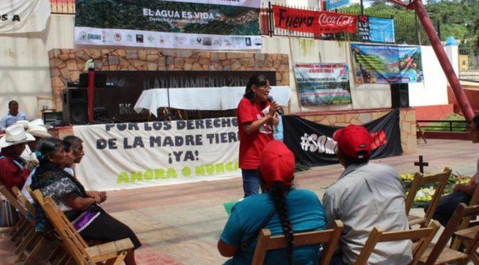 Chiapas: Indígenas rechazan Tren Maya, Transísmico y explotación del agua (Chiapas paralelo)