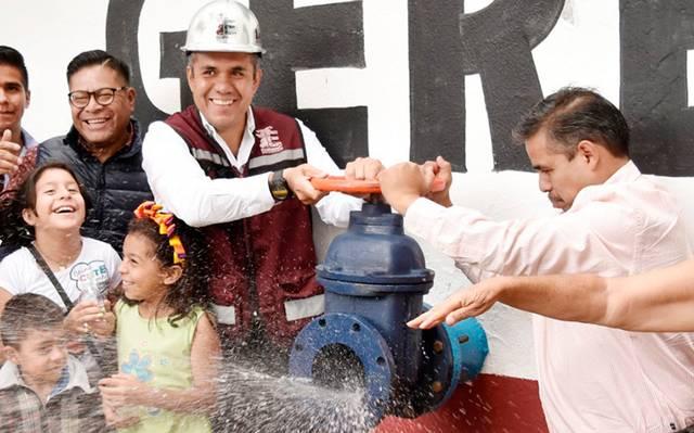 Ecatepec: Anuncian la perforación de 15 pozos para mejorar abasto de agua a los habitantes de Ecatepec (La Prensa)