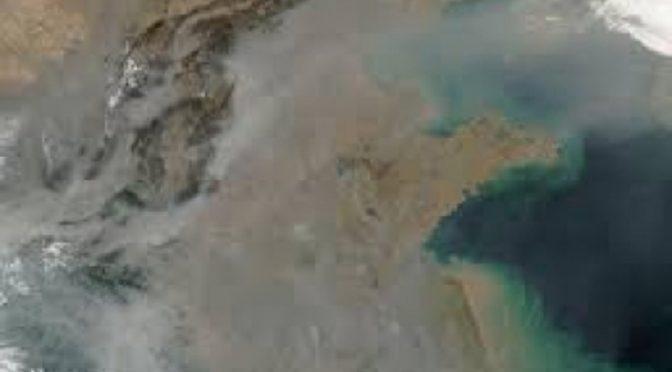 Alerta ONU sobre un gas contaminante más potente que CO2 (ADN 40)
