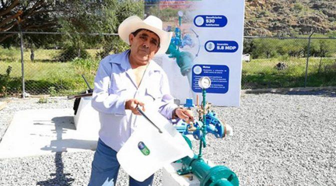 Guanajuato: Cambian la vida de más familias con acceso al agua potable (El Sol de Salamanca)