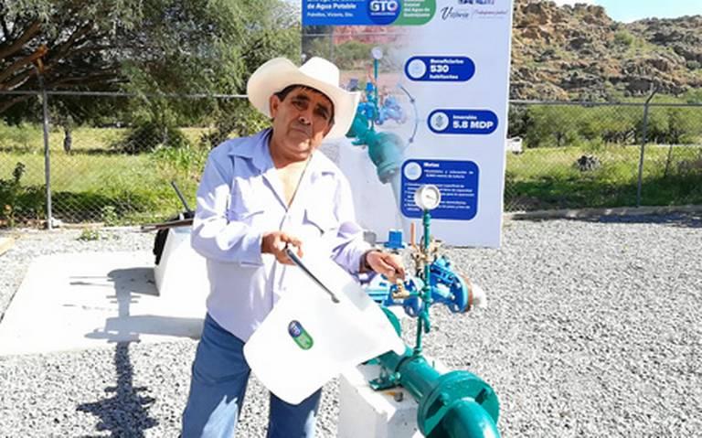 Cambian la vida de más familias con acceso al agua potable (El Sol de Salamanca)